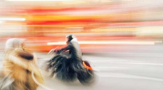 Première moto volée retrouvée 🎉