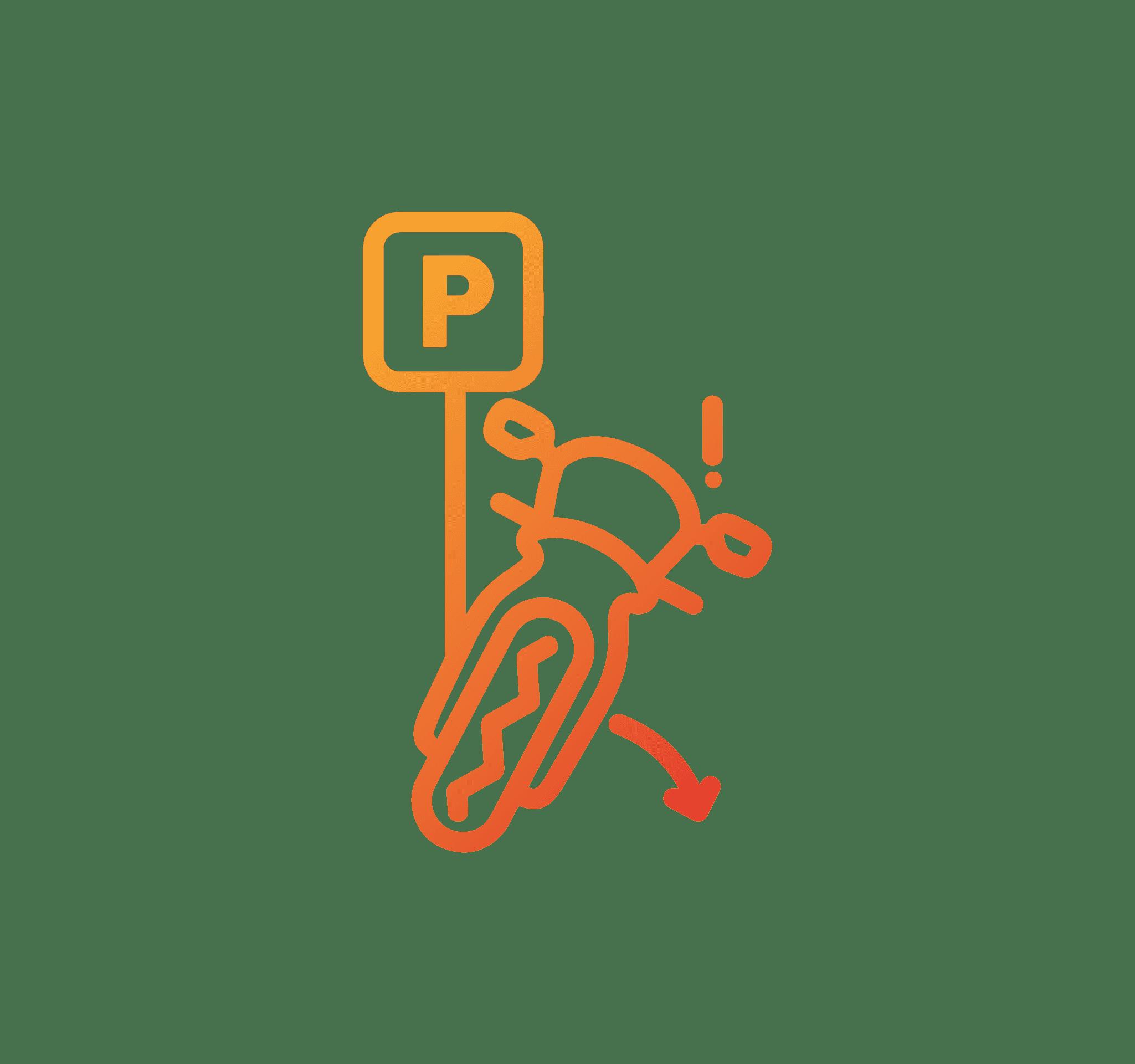 Chute parking