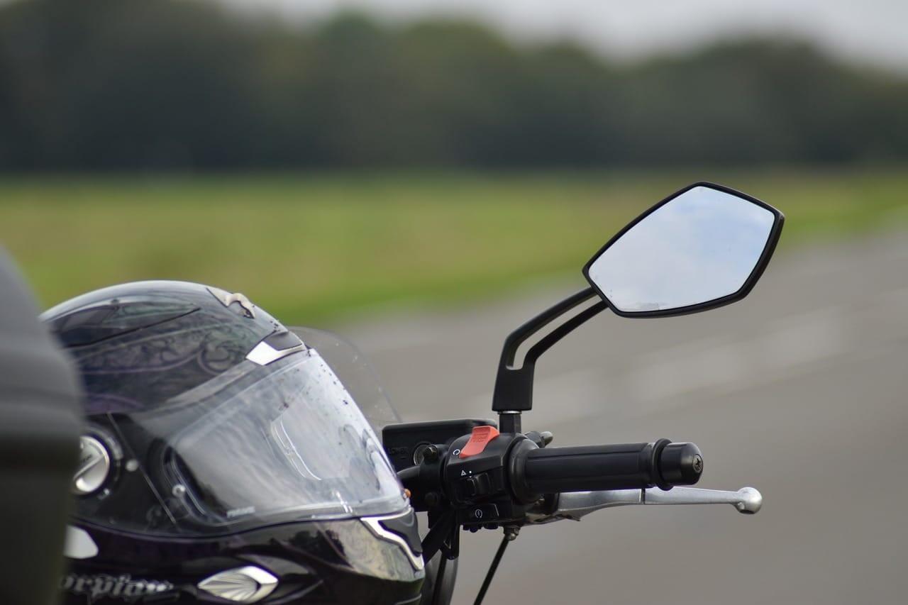 Balade à moto en Bourgogne