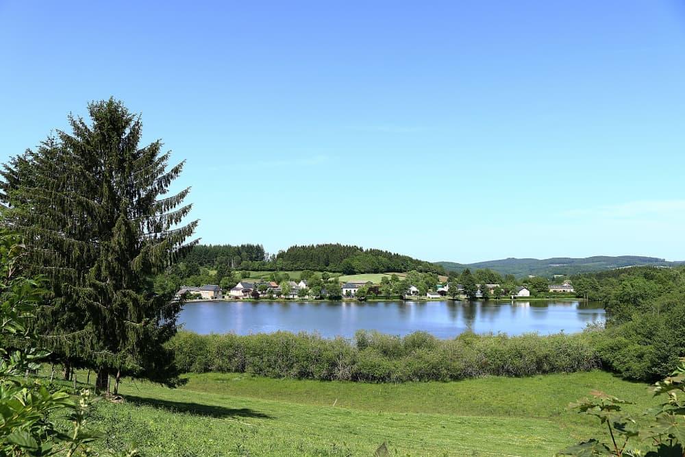 Lacs du Morvan, Balade moto en Côte D'or
