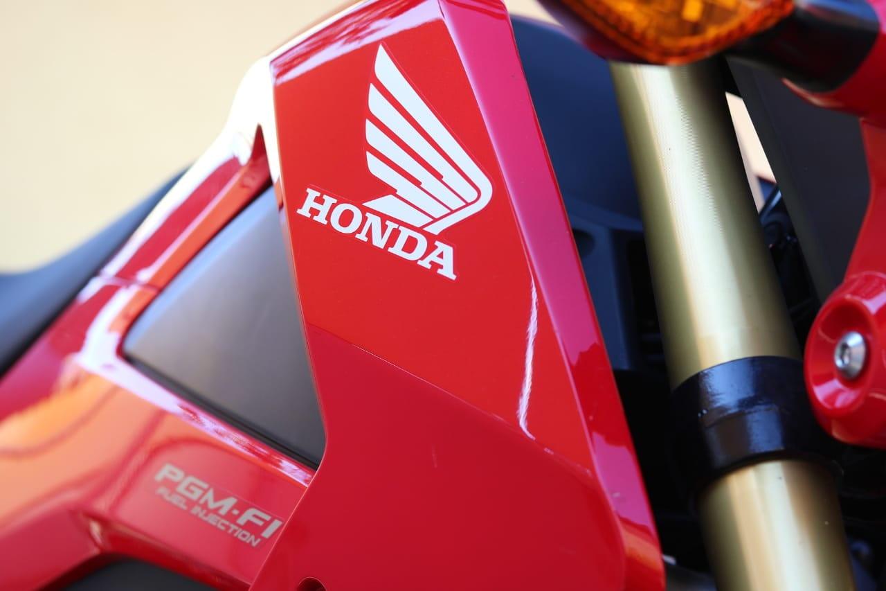 GeoRide, le traceur gps moto pour Honda