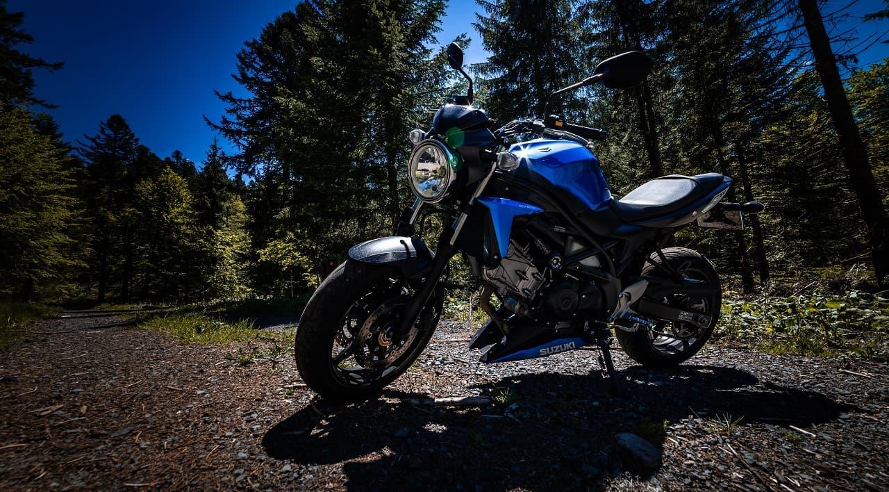 GeoRide, un traceur gps moto pour Suzuki