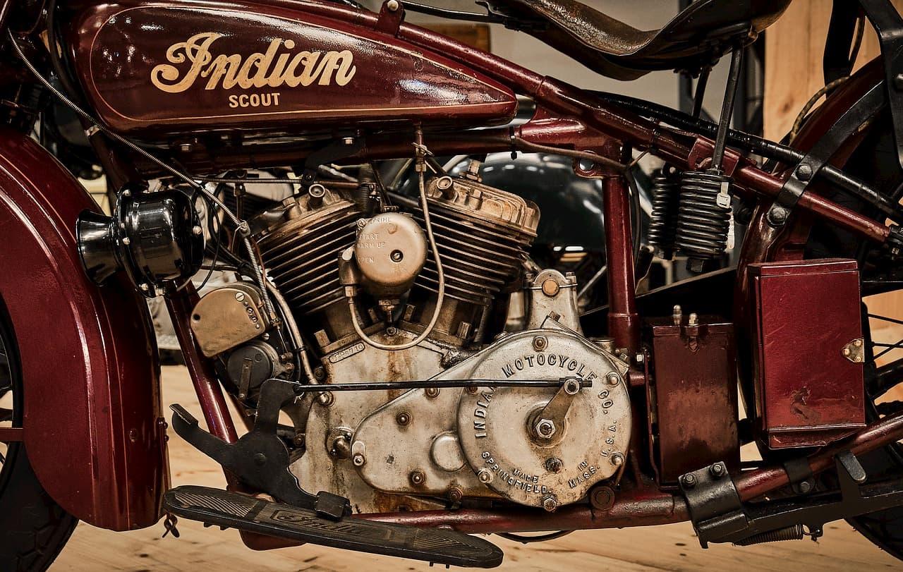 GeoRide, le traceur gps moto pour Indian