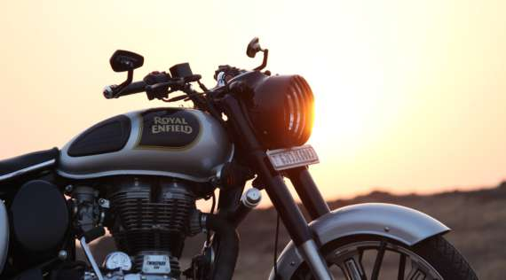 GeoRide, traceur gps moto pour Royal Enfield
