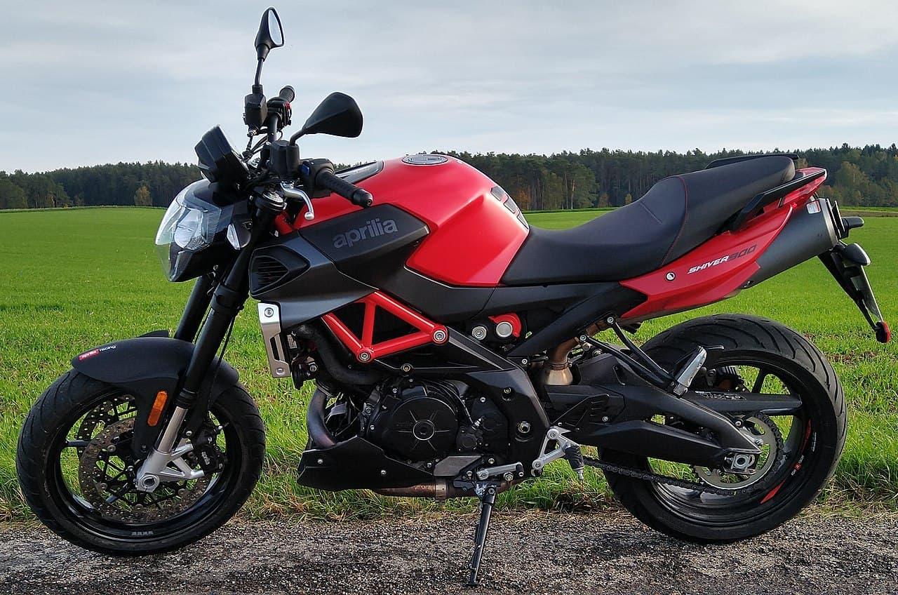 Une alarme moto sur smartphone pour Aprilia
