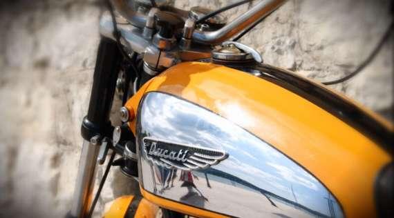 Une alarme moto sur smartphone pour Ducati