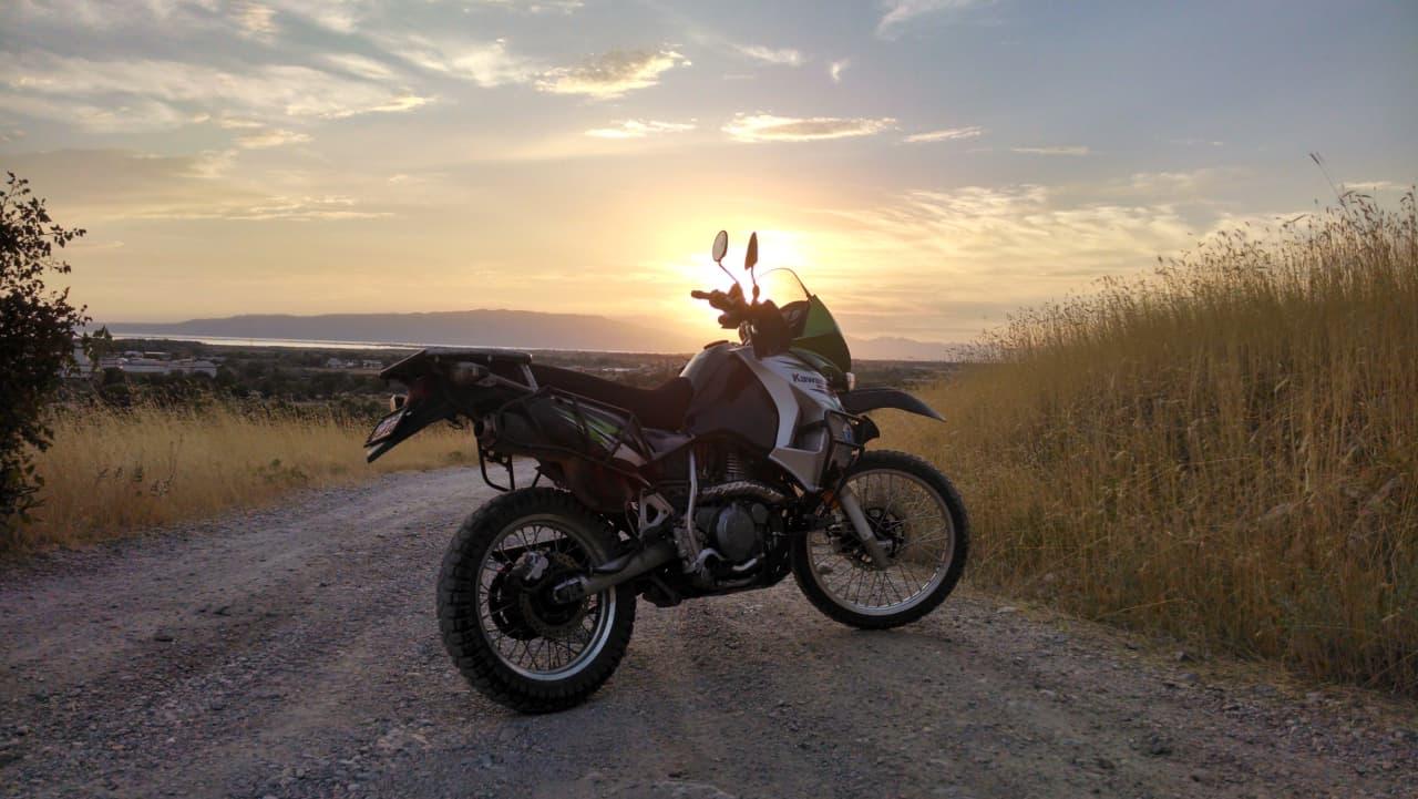 Une alarme moto sur smartphone pour Kawasaki
