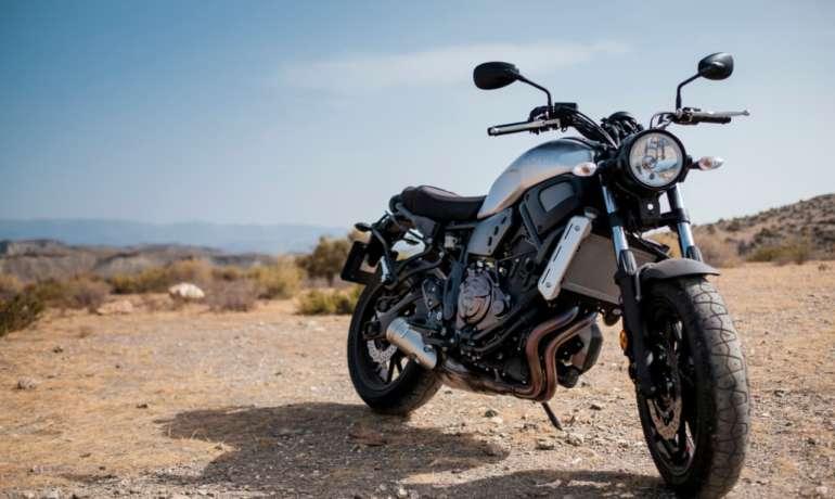 Une alarme moto sur smartphone pour Yamaha