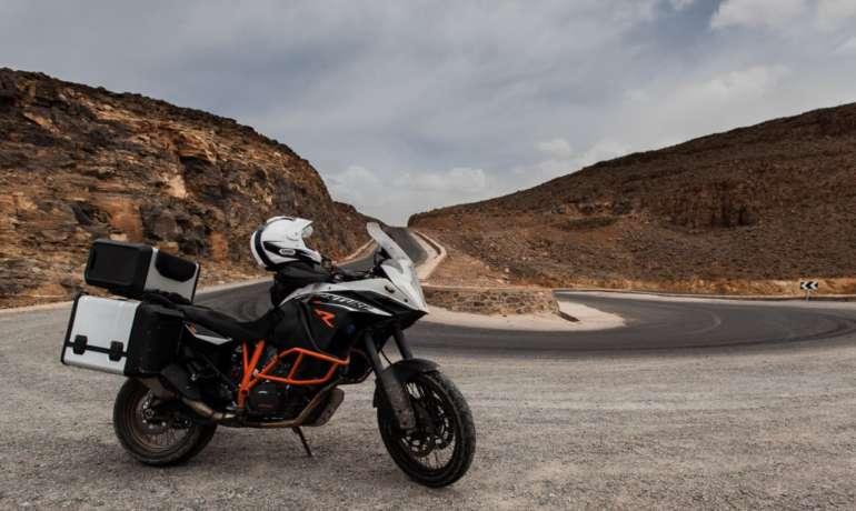 Un antivol moto connecté pour Trail