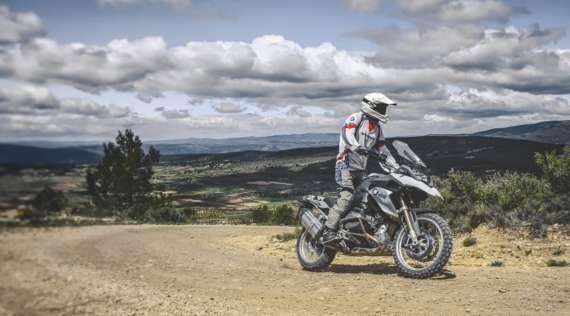GeoRide, un traceur gps moto pour Trail