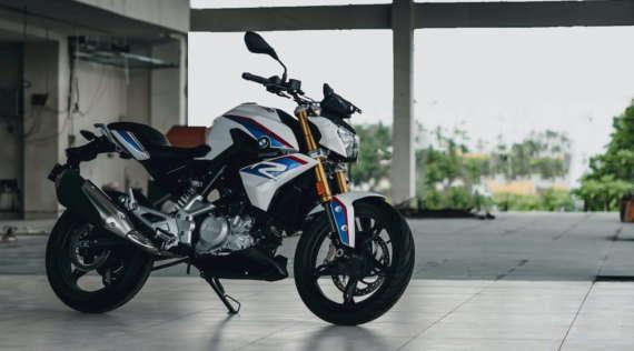 Un antivol moto connecté pour BMW