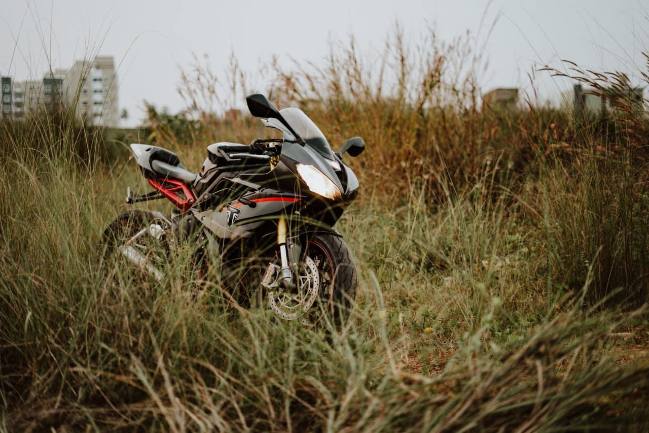 Un antivol moto connecté pour Sportive