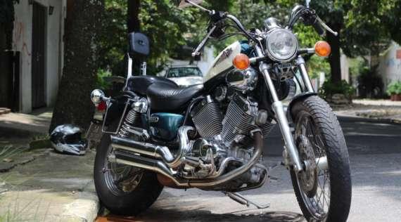 Un antivol moto connecté pour Yamaha