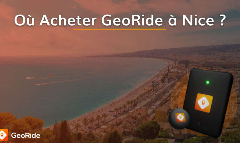 Où Acheter GeoRide à Nice ?