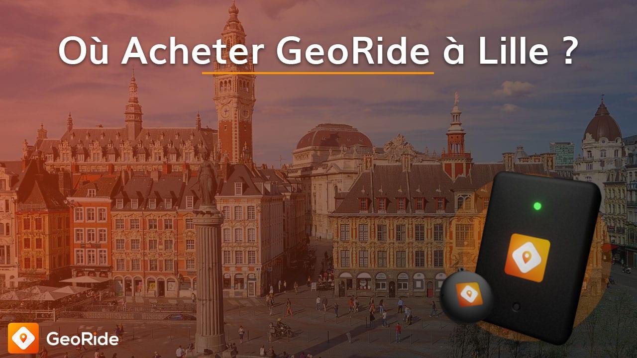 Où Acheter GeoRide à Lille?