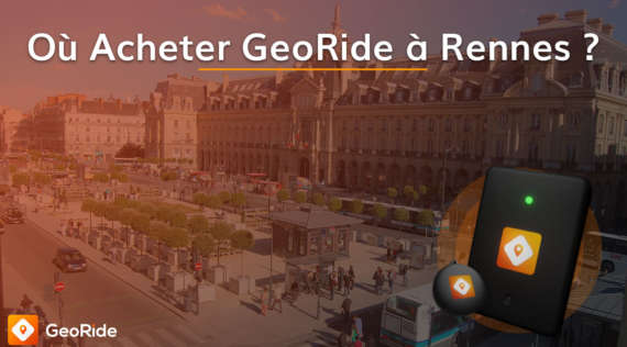 Où Acheter GeoRide à Rennes ?