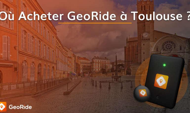 Où Acheter GeoRide à Toulouse ?