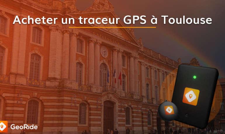 Acheter un traceur GPS moto à Toulouse