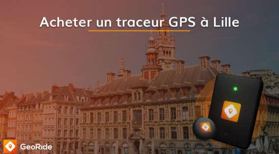 Acheter un traceur GPS moto à Lille