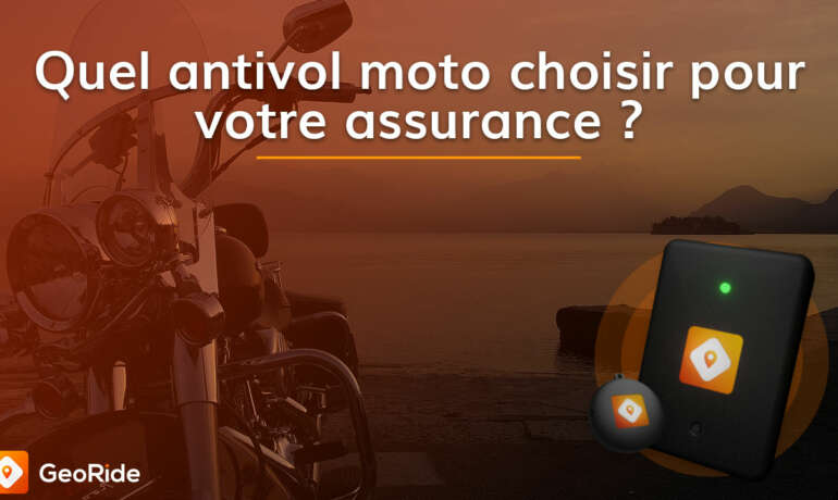 Quel antivol moto choisir pour votre assurance ?