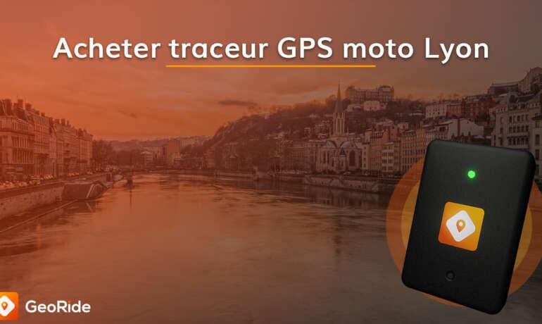 Acheter un traceur GPS moto à Lyon