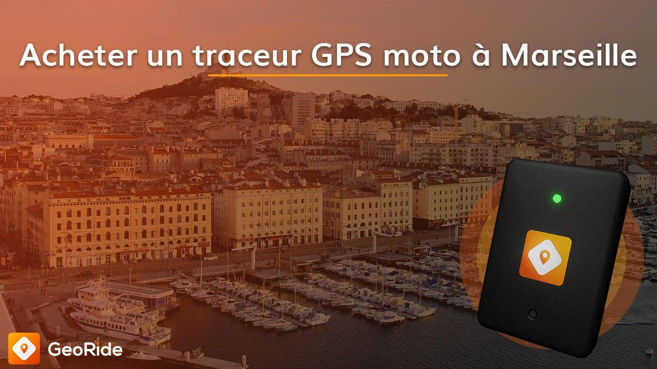 Acheter un traceur GPS moto à Marseille