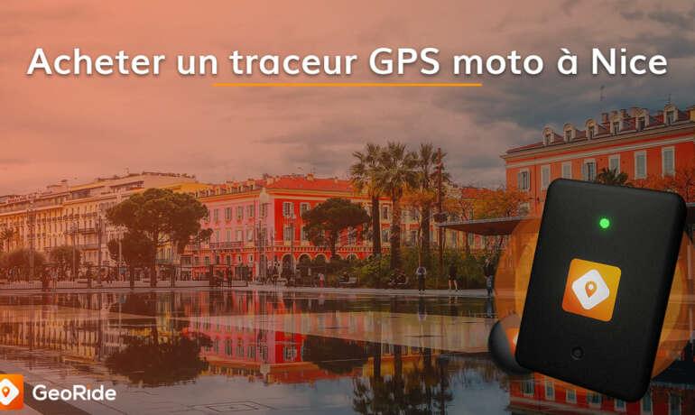 Acheter un traceur GPS moto à Nice