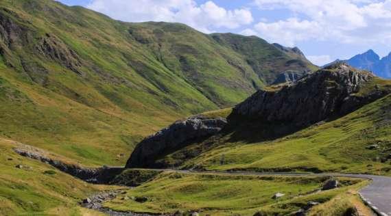 Se balader dans les Pyrénées en moto, le rêve de tout motard